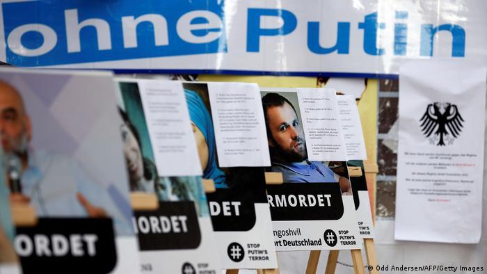Deutschland Prozess um «Tiergartenmord» beginnt am 7. Oktober
