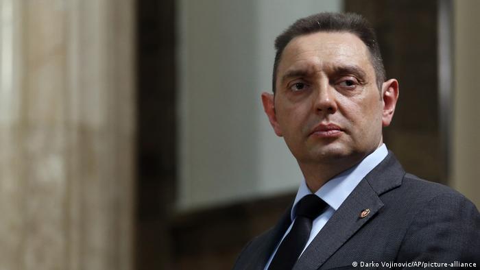 "Ministar Aleksandar Vulin propagira tzv. ""srpski svet"""