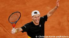 Tennis French Open 2020 I Diego Schwartzman