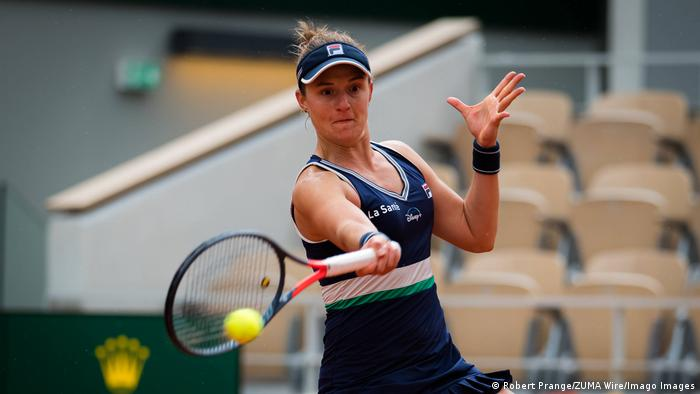 Tennis French Open 2020 I Nadia Podoroska