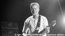 Gitarren-Legende Eddie Van Halen ist tot