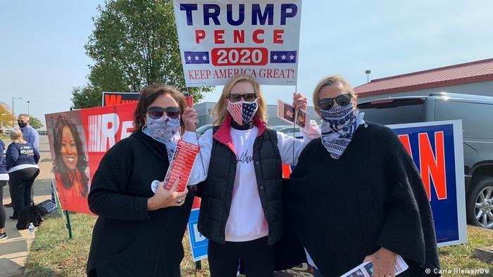 USA Präsidentschaftswahlen | Swing State Ohio