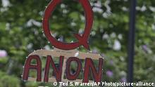 Symbolbild QAnon