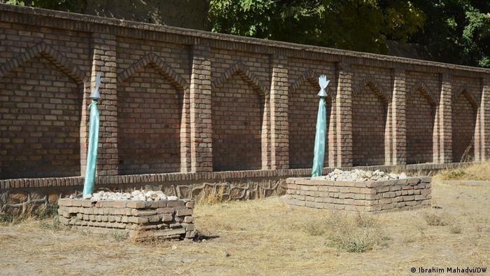 Afghanistan l Grab von Hakim Al-Biruni in der Provinz Ghazni (Ibrahim Mahadvi/DW)