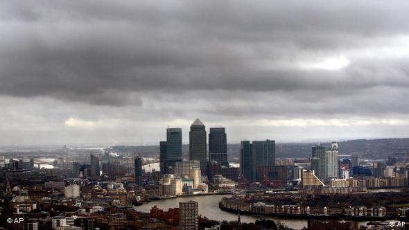 Flash-Galerie Wahl in Großbritannien Bankenviertel
