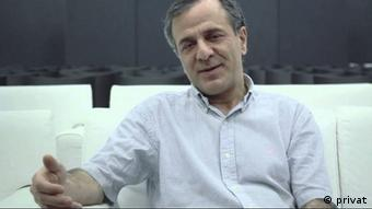 Iraj Mesdaghi, politischer Aktivist im Iran