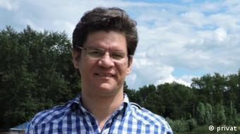 Нижегородский журналист Александр Пичугин