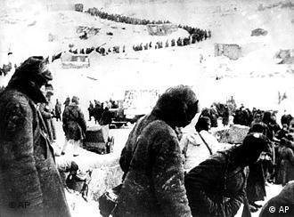 Njemački vojnici u sovjetskom zarobljeništvu