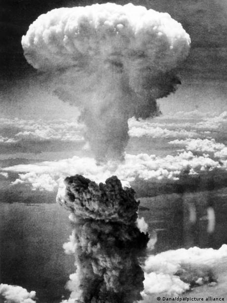Japan l Fat-Man-Abwurf über Nagasaki (6. August 1945)