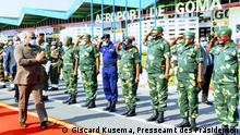 DR Kongo   Besuch Präsident Félix Tshisekedi