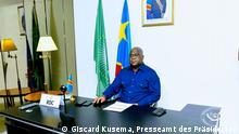 Präsident Félix Tshisekedi - Besuch in Goma © Giscard Kusema, Presseamt des Präsidenten