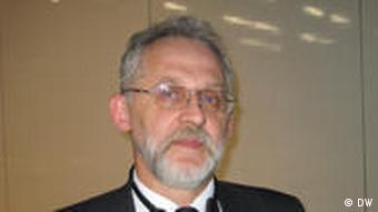 Energieexperte Volodymyr Saprykin