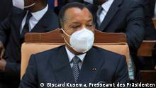 Präsidenten von Kongo-Brazzaville, Denis Sassou-Nguesso