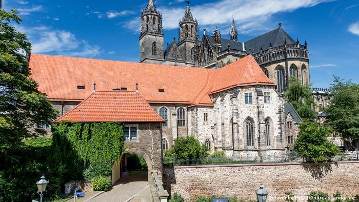 Magdeburg Cathedral, Germany (Schwenke/MMKT/AndreasLander.de )