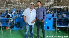 Äthiopien Wirtschaft l Dante Strick- und Sockenhersteller - Kazana Group