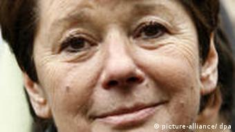 Lala Süsskind, die Vorsitzende der Jüdischen Gemeinde Berlins (Foto:dpa)