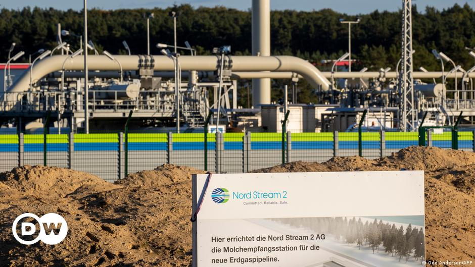 Nord Stream 2: Construction of disputed pipeline to restart in December