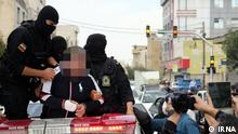 Iran Themenbild Bestrafung in der Öffentlichkeit