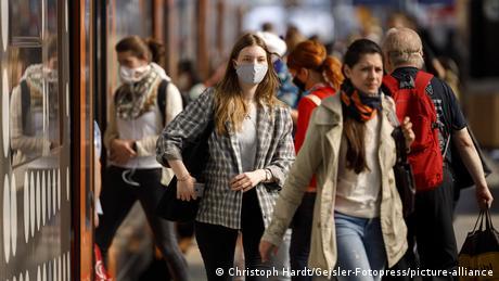 Η Γερμανία χρειάζεται ενιαίους κανόνες κατά της πανδημίας
