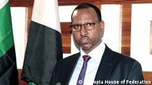 Addis Abeba, 7.10.2020*** Adem Farah, Speaker of the House of Federation (HoF)#
