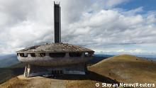 Bulgarien Berge von Stara Planina | Restaurierung Buzludzha-Denkmal