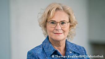Adalet Bakanı Christine Lambrecht