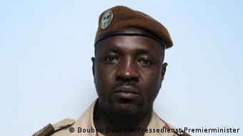 Mali Minister Modibo Koné