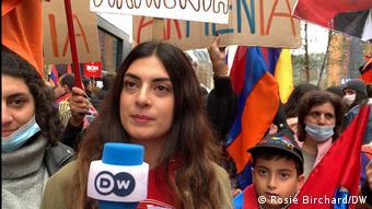 Διαδηλώσεις Αρμενίων στις Βρυξέλλες