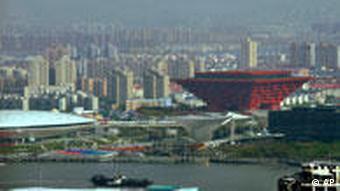 اکسپو»ی ۲۰۱۰ در متروپل ۱۸ میلیونی شانگهای