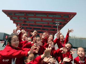 The Shanghai Expo attracted millions