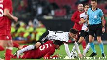 Köln Fußball Länderspiel Deutschland - Türkei