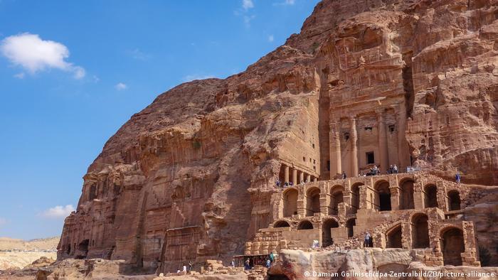 Jordanien I Wadi Musa: Die Felsenstadt Petra