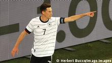 Fußball Länderspiel I Deutschland - Türkei I Julian Draxler
