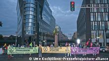 Deutschland I Extinction Rebellion in Berlin
