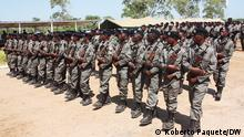 Mosambik I Schnellinterventionseinheit UIR der mosambikanischen Polizei