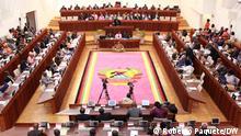 Mosambik I Parlament von Mosambik