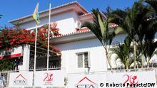 Place: Maputo, Mozambique / Mosambik, 05/05/2017 Headquarters of the Confederation of Business Associations of Mozambique (Confederação das Associações Económicas CTA) located in Maputo. via Johannes Beck, 0.10.2020 Roberto Paquete hat im Auftrag von DW fotografiert. (c) Roberto Paquete/DW