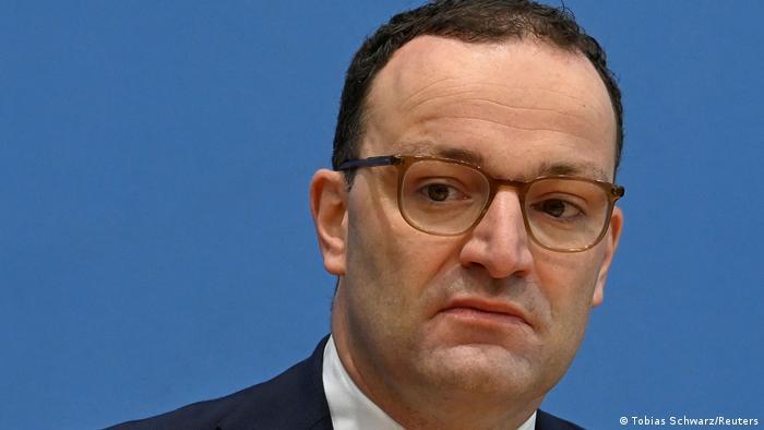 Minister Jens Spahn
