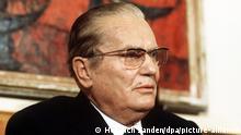 Josip Broz Tito (Heinrich Sanden/dpa/picture-alliance)