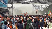 Indien | Protest | BJP Bengal