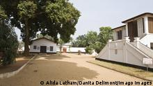 Africa, West Africa, Benin, Ouidah. Courtyard within Musee D Histoire (History Museum), a converted Portugese Fort from slave-trading days in Ouidah, Benin. PUBLICATIONxINxGERxSUIxAUTxONLY Copyright: xAlidaxLathamx/xDanitaxDelimont AF03 ALA0045 Africa WEST Africa Benin OUIDAH Courtyard Within Musee D Histoire History Museum a Converted Portuguese Progress from Slave Trading Days in OUIDAH Benin PUBLICATIONxINxGERxSUIxAUTxONLY Copyright xAlidaxLathamx xDanitaxDelimont AF03 ALA0045