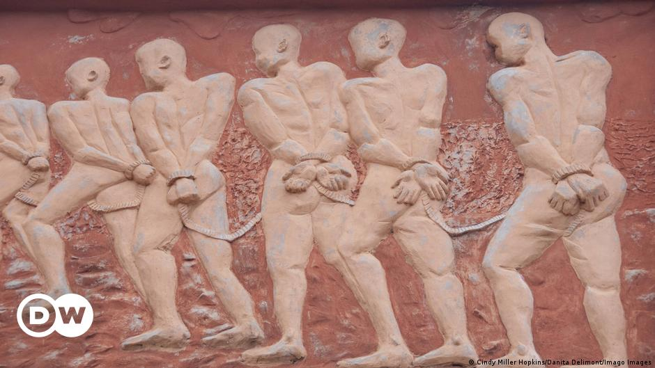 Benin reckons with its slave trade past