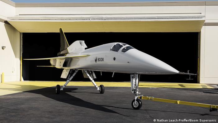 XB-1 - перший цивільний надзвуковий літак XXI століття