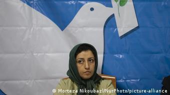 Iranische Menschenrechtlerin Narges Mohammadi