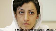 Iranian human rights activist Narges Mohammadi