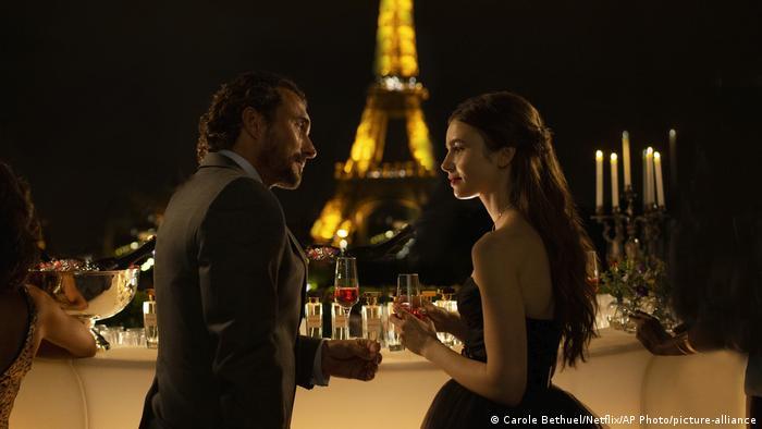 Netflix-Serie Emily in Paris
