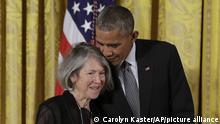 Louise Glück Barack Obama