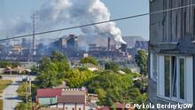 Ukraine | Straßenszenen in Mariupol