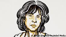 Louise Glück Literatur-Nobelpreis 2020