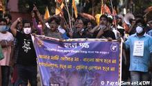 Bangaldesch   Metro Stationen   Proteste